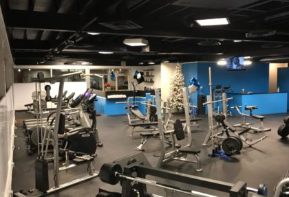 Dirk Fitness Soft Opening